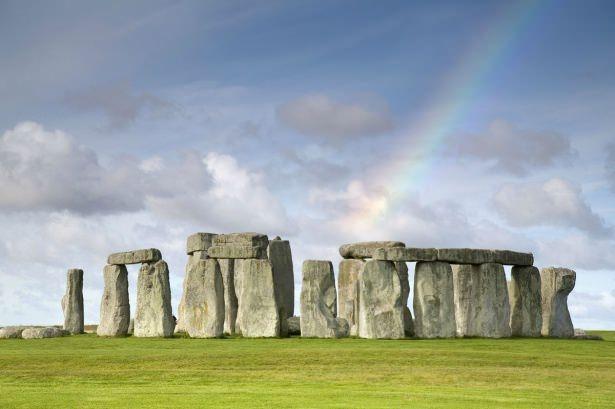 Tarihi mekanları bir de böyle görün 7