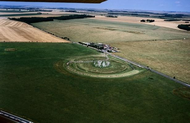 Tarihi mekanları bir de böyle görün 8