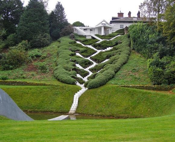 Dünyanın en ilginç ve muhteşem merdivenleri 1