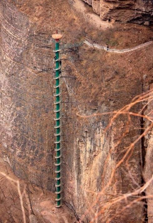Dünyanın en ilginç ve muhteşem merdivenleri 10