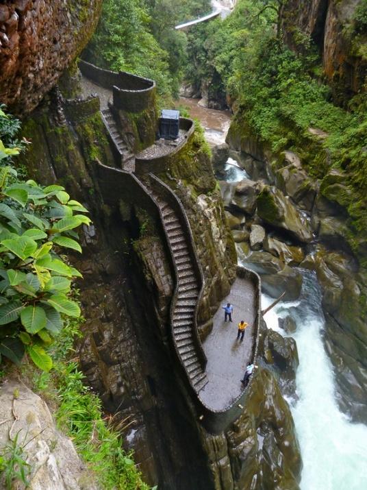 Dünyanın en ilginç ve muhteşem merdivenleri 18