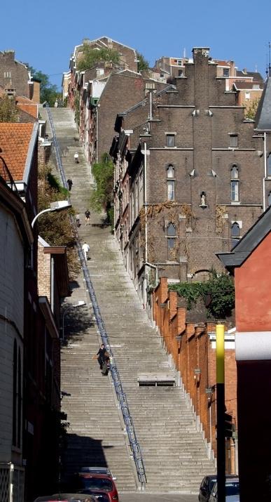 Dünyanın en ilginç ve muhteşem merdivenleri 2