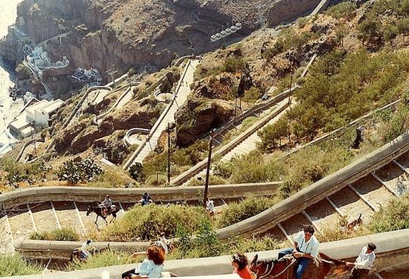 Dünyanın en ilginç ve muhteşem merdivenleri 22