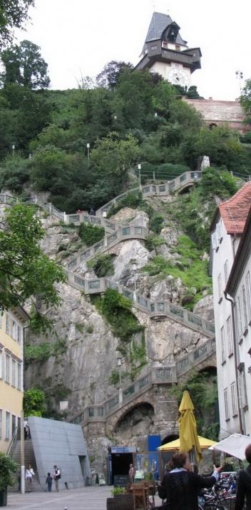 Dünyanın en ilginç ve muhteşem merdivenleri 24