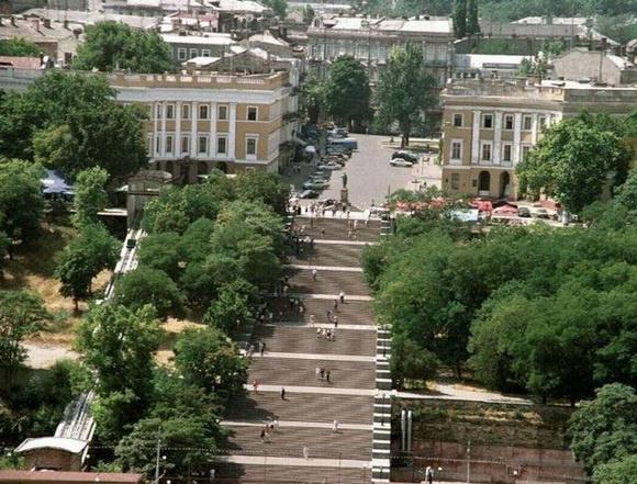 Dünyanın en ilginç ve muhteşem merdivenleri 26