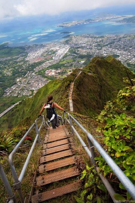 Dünyanın en ilginç ve muhteşem merdivenleri 28