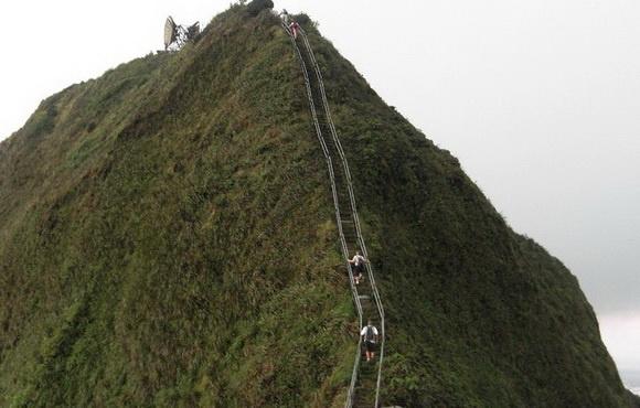 Dünyanın en ilginç ve muhteşem merdivenleri 29