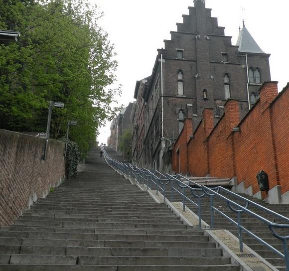 Dünyanın en ilginç ve muhteşem merdivenleri 3
