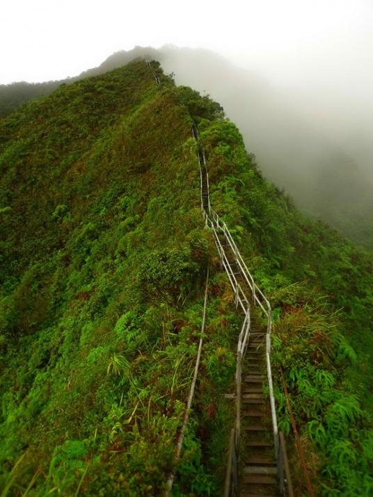 Dünyanın en ilginç ve muhteşem merdivenleri 30