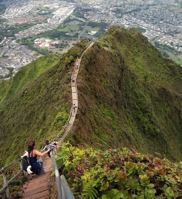 Dünyanın en ilginç ve muhteşem merdivenleri 31