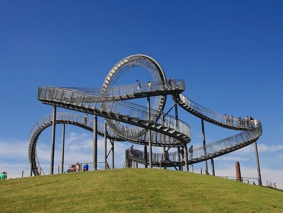 Dünyanın en ilginç ve muhteşem merdivenleri 33