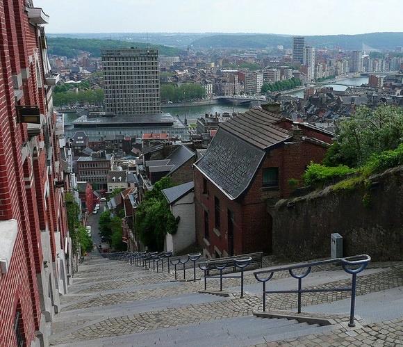 Dünyanın en ilginç ve muhteşem merdivenleri 4