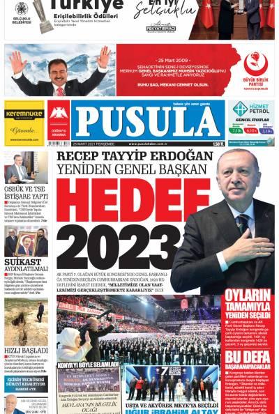 25 Mart 2021