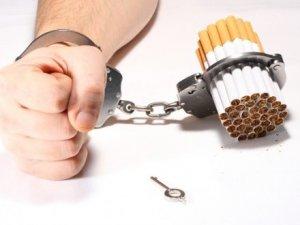 Sigara alışkanlık değil bağımlılıktır