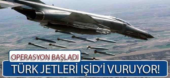 IŞİD Operasyonu Başladı!