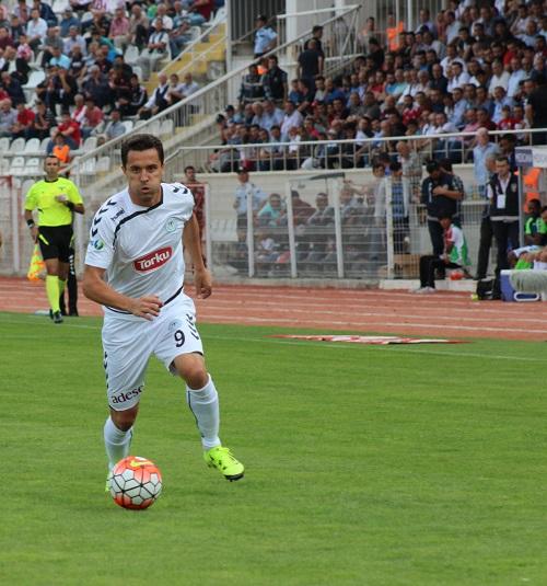 Konyaspor'da forma numaraları belli oldu