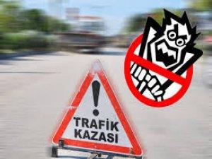 Konya'da Otomobil Kamyona Çarptı: 5 Yaralı