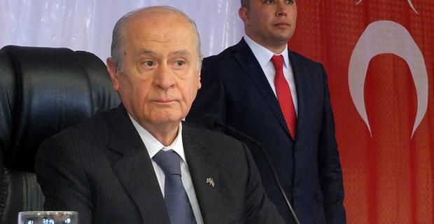 MHP Genel Merkezi'nden Bahçeli'nin Sağlık Durumuyla İlgili Açıklama