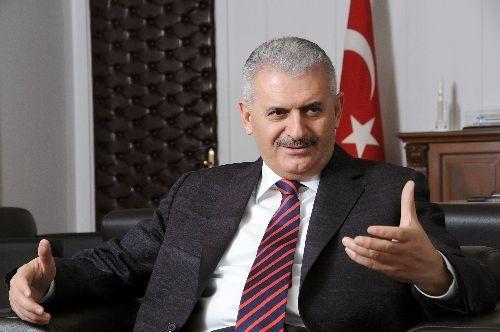 Başbakan Yıldırım, Yunan gazetesine konuştu
