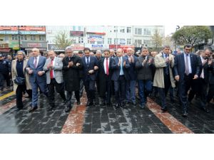 CHP Düzce İl Başkanı Tozan'ın darbedilmesi