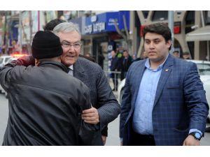 CHP İl Başkanı Tozan'ın darbedilmesi