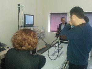 Bozkır'da hastane modern cihazlara kavuşuyor