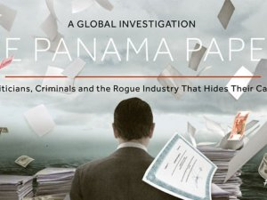 Panama belgelerinin sızdırılması
