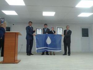 Beyşehir'den iki okula mavi bayrak