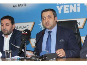 AK Parti Adana İl Başkan Yardımcısı Sorar: