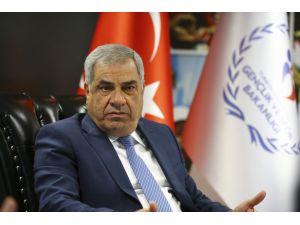 Türkiye ile Lübnan arasında spor alanındaki işbirliği artacak