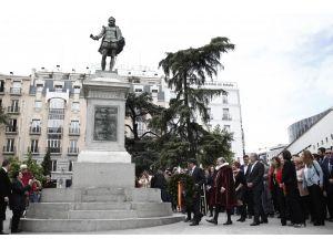 Cervantes, 400. ölüm yıl dönümünde anıldı