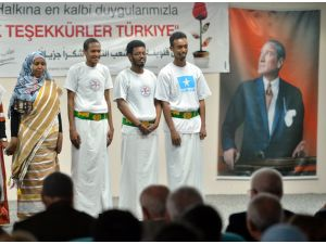 """Eskişehir'de """"Teşekkürler Türkiye Festivali"""""""