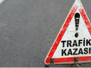 Konya'da feci kaza 1 ölü, 1 yaralı