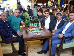Konya'da ki Fenerbahçeliler çok mutlu