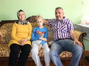Erdoğan'dan minik Furkan'a 23 Nisan sürprizi