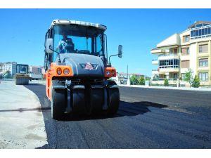 Karaman'da asfalt çalışmaları