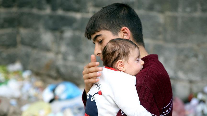 Terör en çok çocukları mağdur ediyor