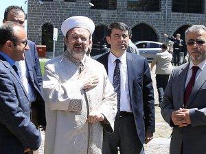 Diyanet İşleri Başkanı Görmez Diyarbakır'da