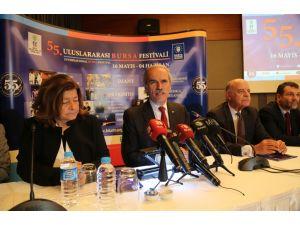 55. Uluslararası Bursa Festivali