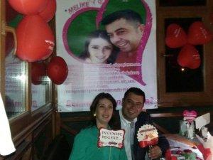 Gökhan Çetiner'den müthiş evlilik teklifi