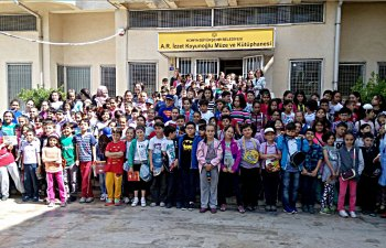 Barbaros'un öğrencileri tarihi bölgede