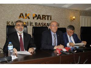 AK Parti Genel Başkan Danışmanı Yıldız: