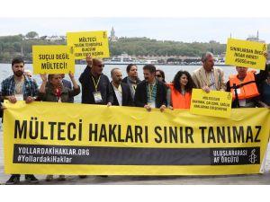 Uluslararası Af Örgütü'nden sığınmacı açıklaması