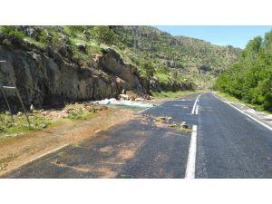PKK'dan içme suyu hattına bombalı saldırı