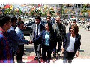 HDP Eş Genel Başkanı Yüksekdağ: