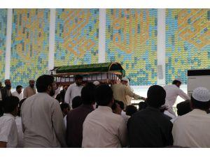 Pakistanlı alim Ensari'nin vefatı