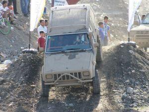 Osmaniye'de off-road şenliği