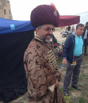 Sultan İbrahim kesifte