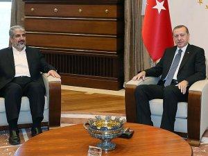 Erdoğan, Teşekkürler Türkiye Platformu heyetini kabul etti