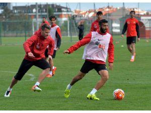 Eskişehirspor, Trabzonspor maçının hazırlıklarına başladı